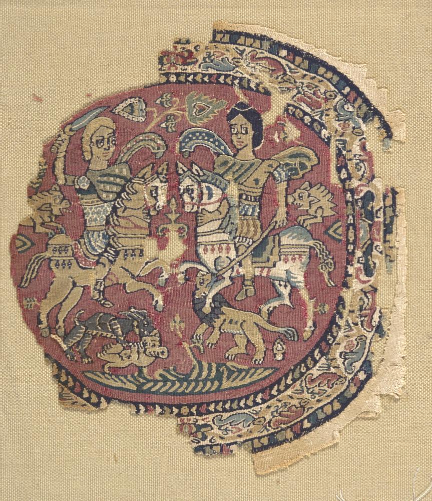 Rondel, ca. 350 C.E.